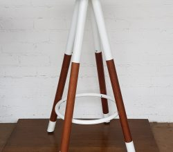 Steel and Kwila Legs with or without Steel Top – Powder Coated